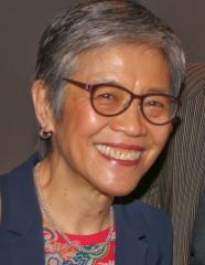 Pre Virginia M-Y Lee, conférencière de la bourse Donald Calne 2013