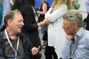 Kip Smith et Laurie Nobbs se rencontrent au WPC.