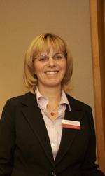 Lucie Lachance, une infirmière clinicienne spécialisée en troubles du mouvement, à l'Hôpital neurologique de Montréal, Centre universitaire de santé McGill.
