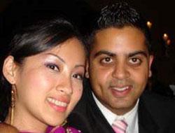 Hanif Balolia, à droite, et son épouse Mira Chen, ont cofondé AgeComfort.com.